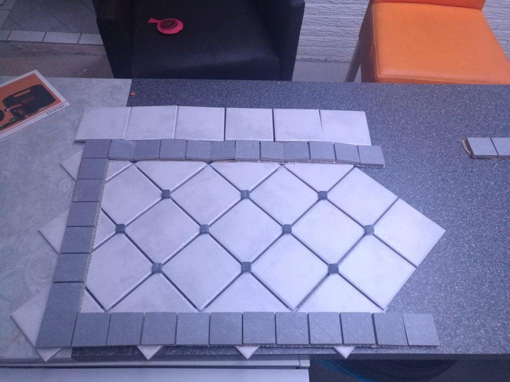 Tegels ontwerp