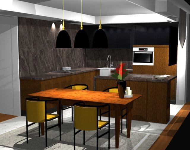 Nieuwe keuken ontwerp, Nederweert